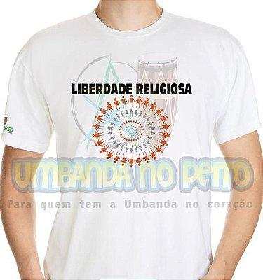 Camiseta Liberdade Religiosa