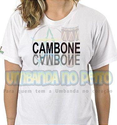 Camiseta Cambone II