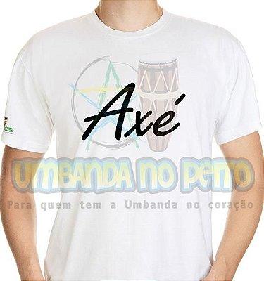Camiseta Axé