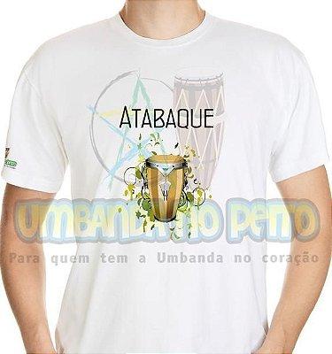 Camiseta Atabaque