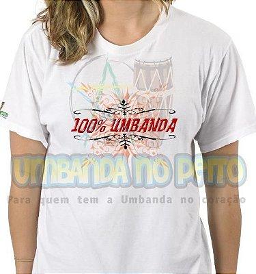 Camiseta 100% Umbanda III