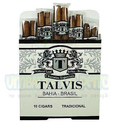 Cigarrilha Talvis Tradicional (caixa c/10)