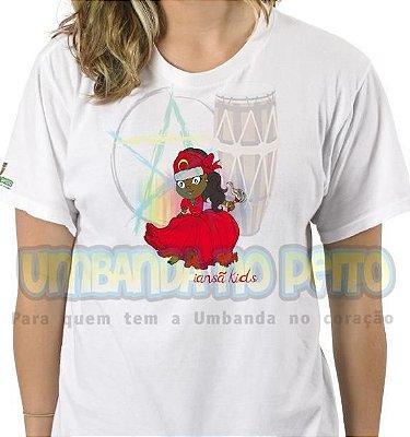Camiseta Iansã Kids