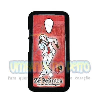 Case Zé Pelintra Moto G2