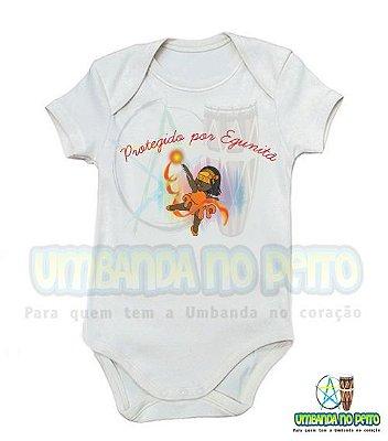 Body Egunitá Kids (menino e menina)