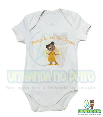 Body Oiá Tempo Kids (menino e menina)
