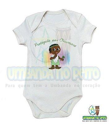Body Oxumaré Kids (menino e menina)