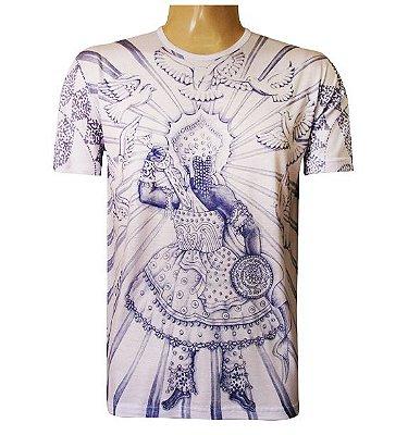 Camiseta Oxalá Viscose