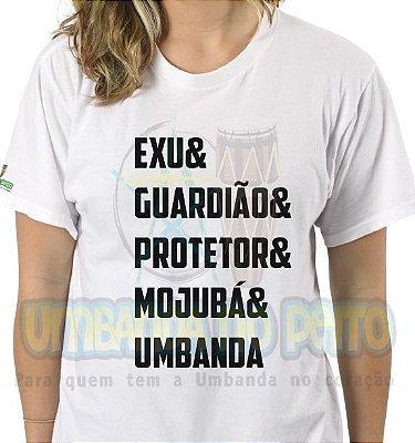 Camiseta Exu&