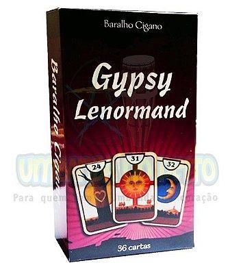 Baralho Cigano Gypsy Lenormand