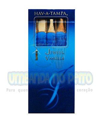 Cigarrilha Hav-A-Tampa Vanilla (maço c/5)