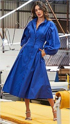 Vestido Tricoline