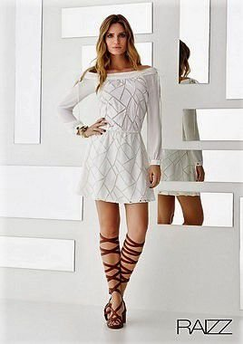 Vestido Laise Chiffon