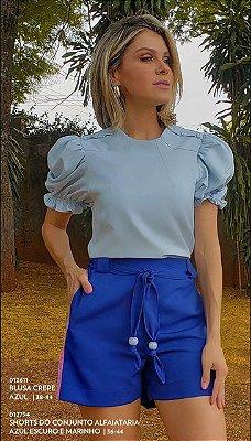 Blusa Crepe