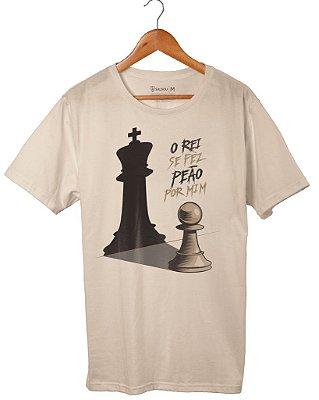 Camiseta Rei e Peão