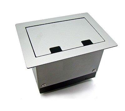 Caixa De Conexões e Tomadas Para Mesas De Reuniões