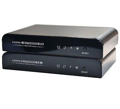 Extender HDMI Por Fibra Optica