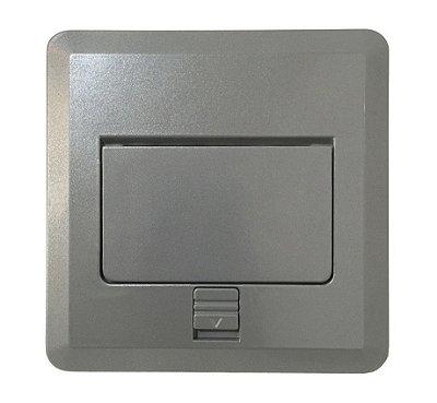 Caixa De Tomadas Para 3 Conexões - QMP3-M