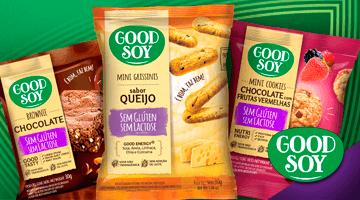 Produtos Good Soy Sem Gluten
