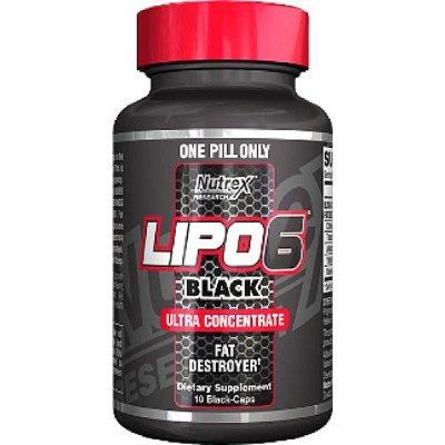 Lipo6 BLack Ultra Concentrate (10caps) - Nutrex