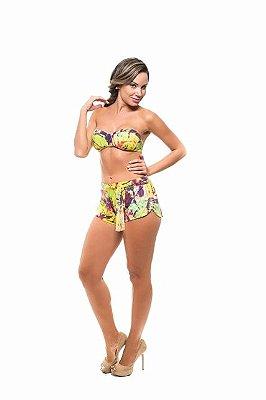 Shorts Paraíso Tropical