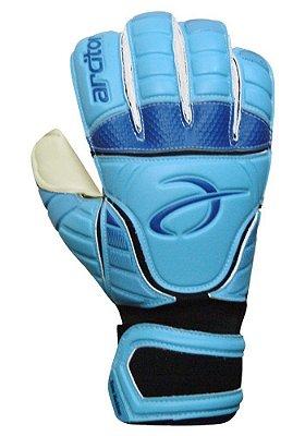 Luvas de Goleiro Arcitor Keras Mackinac Rollfinger (Azul) AW Elite