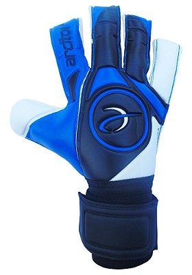 Luvas de Goleiro Arcitor Taganga Roleto (Azul Preto Branco) SCF Elite