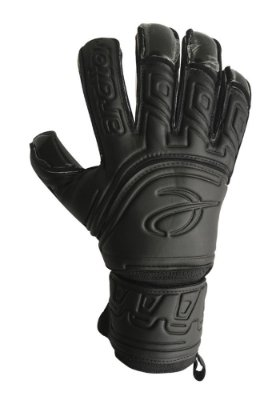 Luvas de Goleiro Arcitor Skeena Rollfinger Finger Protection (Blackout) SCF Elite