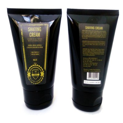 CREME DE BARBEAR SHAVING CREAM FUEL4MEN
