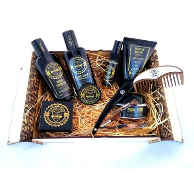Mega Kit I 1972 Fuel for Beard para Barba
