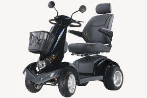 Cadeira de Rodas Motorizada Scooter PF5X