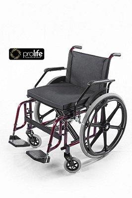 Cadeira de Rodas Confort Modelo Elite Obeso