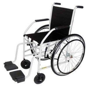 Cadeira de Rodas CDS 101 com Pneu Maciço