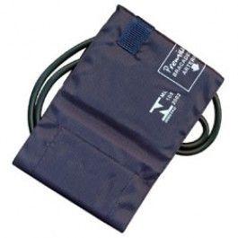 Braçadeira com Manguito Premium Nylon/Velcro 02 Vias para Aparelho de Pressão