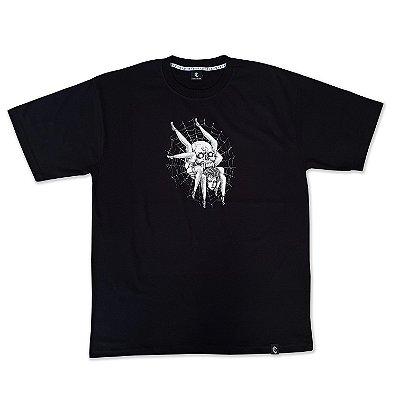 Camiseta ALESTRA preta