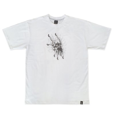 Camiseta ALESTRA branca