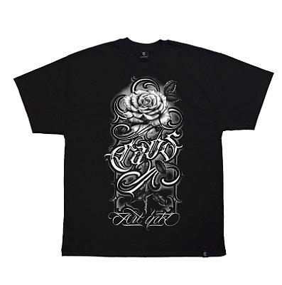 Camiseta Rose Lettering