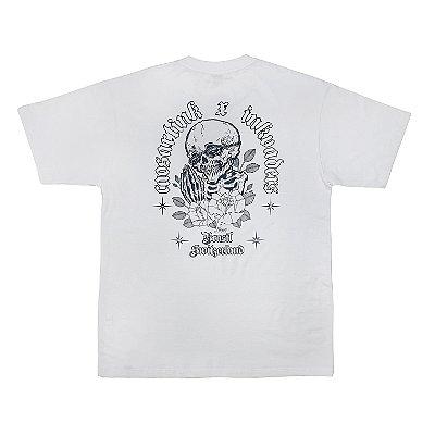Camiseta Branca INKVADERS Fé