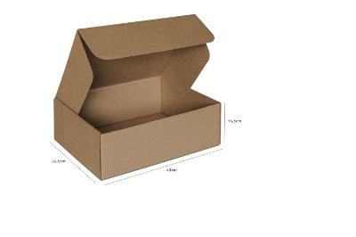 Caixa SEDEX 5 (pacote com 10)
