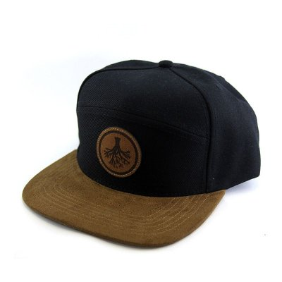 Boné Snapback Six Panel Aba Reta Droping