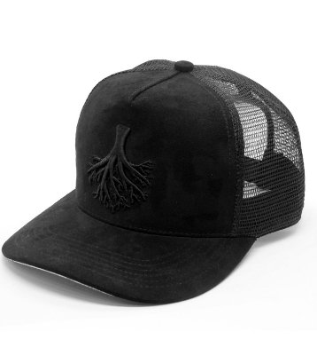 Trucker Black Root