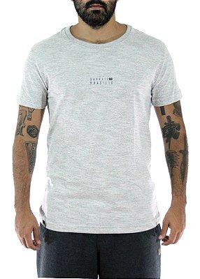 Camiseta Masculina Cinza Darraiz Brasilis