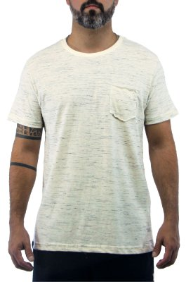 Camiseta Masculina Creme Darraiz Papyrus