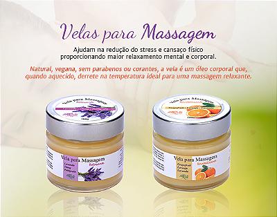 #Velas para Massagem