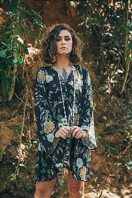 Vestido Bata Botanic