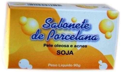 Sabonete De Soja natustrato - Pele Oleosa
