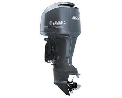 Motor de popa Yamaha F200 FETX
