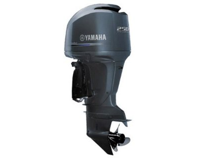 Motor de popa Yamaha F250 AETX