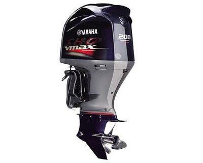 Motor de Popa Yamaha VF 200 VMAX