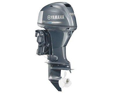 Motor de Popa Yamaha F40 FETL